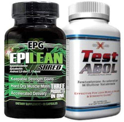 EPG Epilean Shred with FREE GenXLabs TestABOL