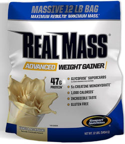 Gaspari Nutrition Real Mass 12lbs
