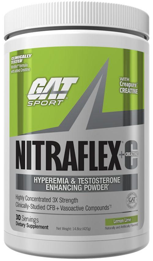 GAT Sports Creatine Cherry Limeade GAT Sports Nitraflex+Creatine