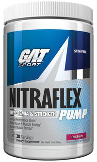 GAT Sports Muscle Pumps Watermelon GAT Sports Nitraflex Pump