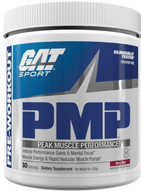 GAT Sports Pre-Workout Berry Blast GAT Sports PMP 30 servings