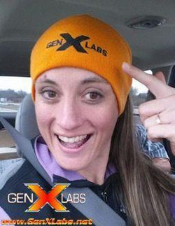 GenXLabs Knit Workout Beanie (Code: 50off)