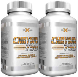 GenXLabs Chrysin 750 BUY 1, GET 1 50% OFF