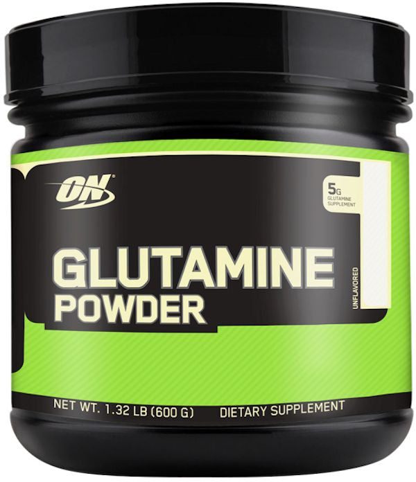 Optimum Nutrition Glutamine Optimum Glutamine Powder 600 gms