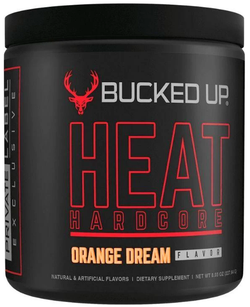 Bucked Up Heat Hardcore 30 servings