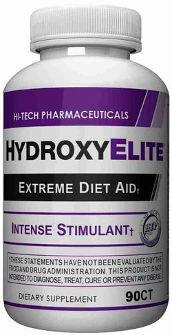 Hi-Tech Pharmaceuticals HydroxyElite 90ct CLEARANCE SALE
