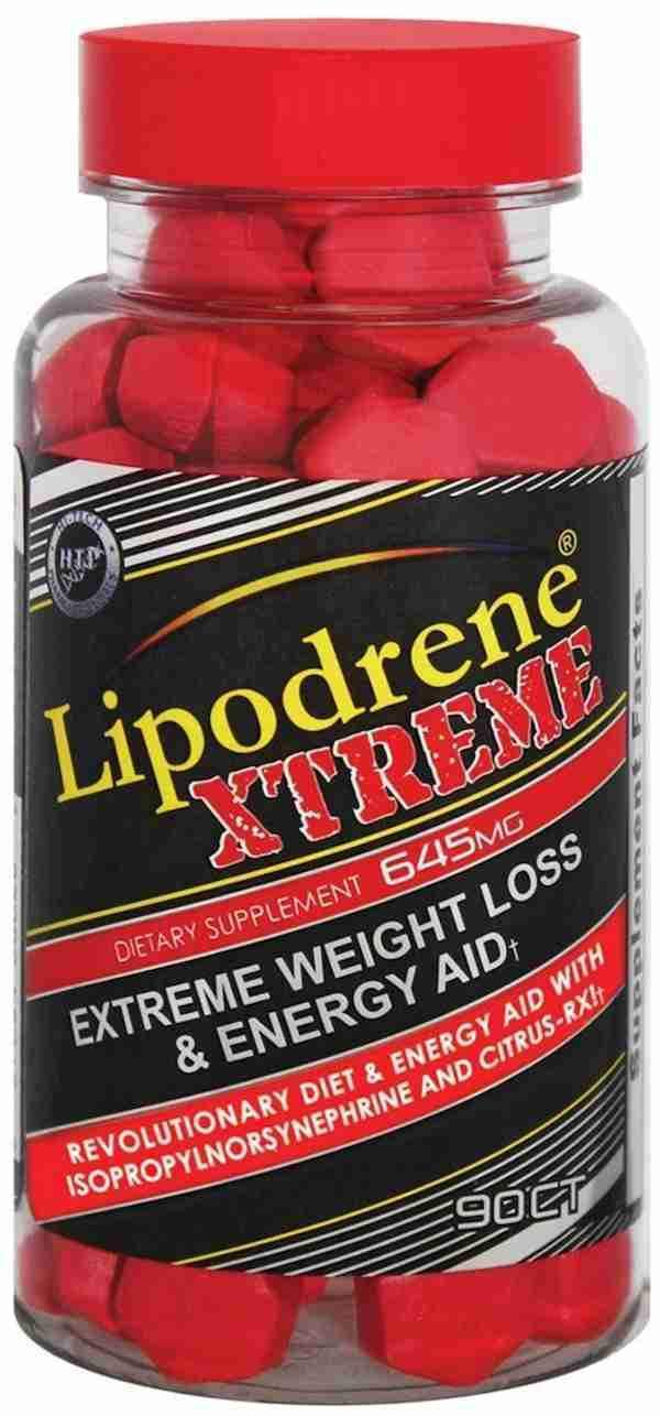 Body and Fitness Group LLC Hi-Tech Lipodrene Xtreme