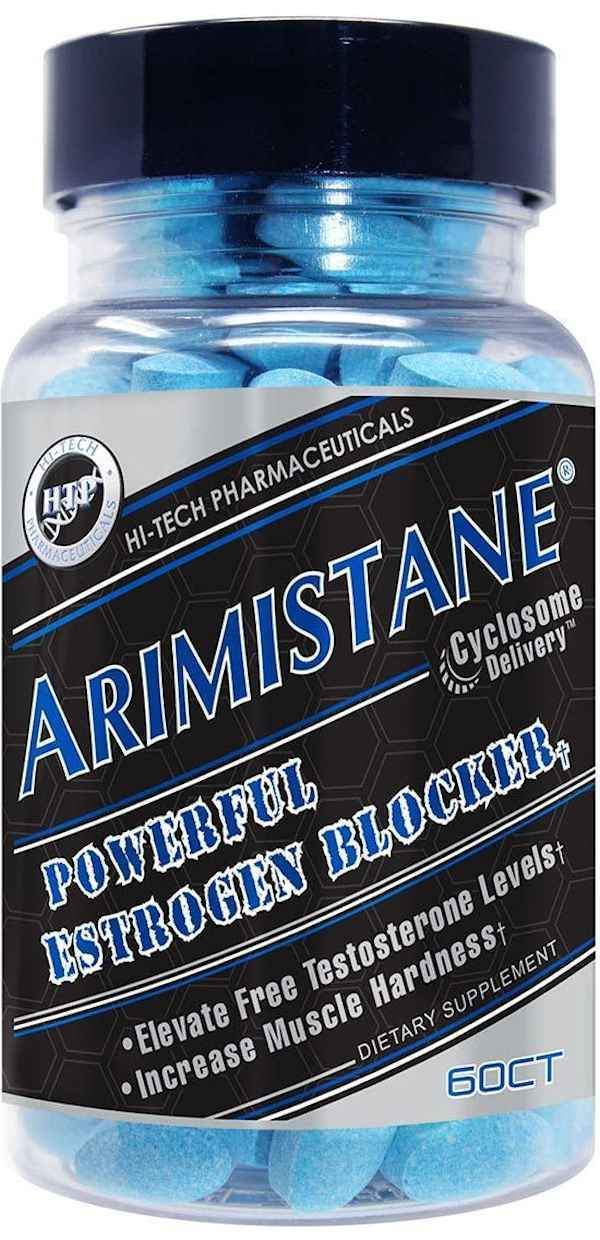Hi-Tech Pharmaceuticals Arimistane Hi-Tech Pharmaceuticals Arimistane 60ct