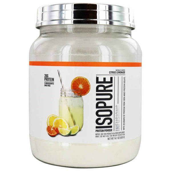 Nature's Best Isopure Infusions Protein Powder