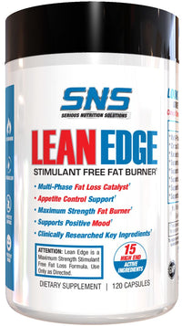 SNS Lean Edge best fat burner