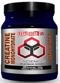 LG Science Creatine 100 servings BLOWOUT
