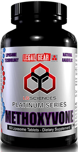 LG Sciences Methoxyvone 60 ct CLEARANCE SALE