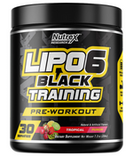 Nutrex Lipo 6 Black Training 30 servings