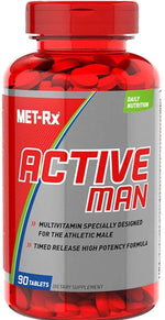Met-Rx Multi Vitamin Met-Rx Active Man Daily Multivitamin 90 tabs