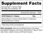 Metabolic Nutrition BCAA GRAPE Metabolic Nutrition Tri-Pep