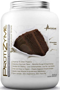Metabolic Nutrition Protein Protizyme Metabolic Nutrition 2 lbs BLOWOUT SALE