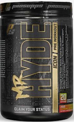 Prosupps Mr. Hyde Icon 20 servings