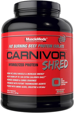 MuscleMeds Carnivor Shred 4lbs