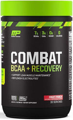 MusclePharm BCAA Fruit Punch MusclePharm Combat BCAA+ Recovery