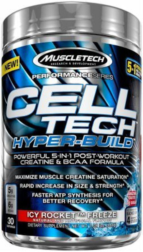 Muscletech Creatine Fruit Punch MuscleTech Cell Tech Hyper-Build