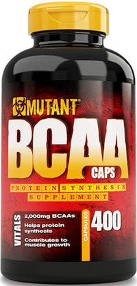 Mutant Nutrition BCAA Mutant BCAA 400 Caps
