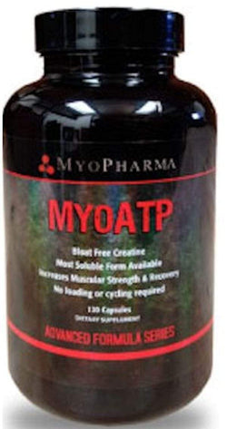 MyoPharma MyoATP (Creatine HCl) (Discontinue Limited Supply) BLOWOUT