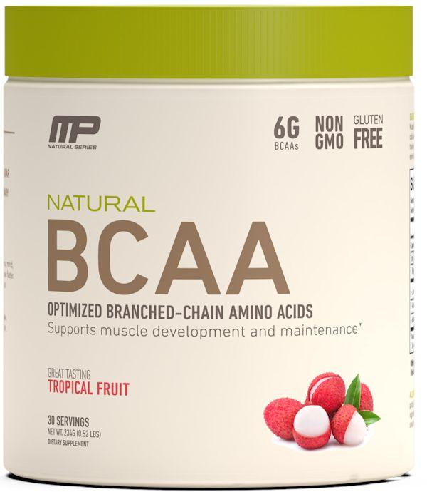 MusclePharm NATURAL BCAA Powder 30 servings