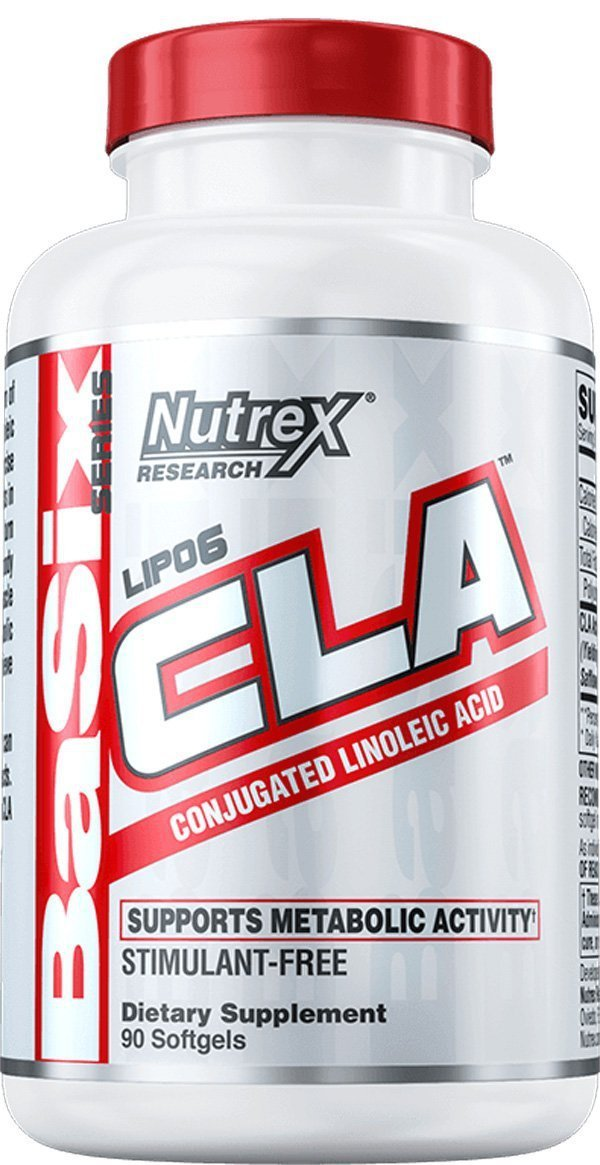 Nutrex Research CLA Nutrex Lipo 6 CLA 90 Softgel