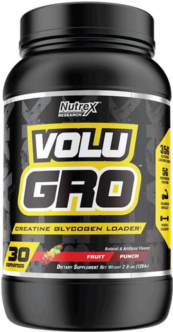 Nutrex Volu Gro 30 servings