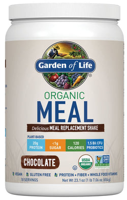 Garden Of Life Organic Meal 2 lbs