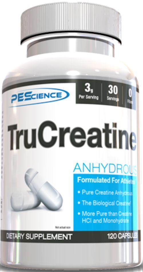 PEScience Creatine PEScience TruCreatine 120 caps