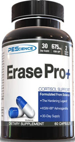 PEScience Lean Muscle PEScience Erase Pro+ 60 Caps