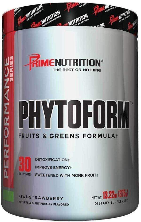Prime Nutrition Anti-oxidants Prime Nutrition Phytoform 30 servings