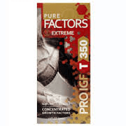 Pure Solutions Growth Factors Pure Solutions Pure Factors Extreme Pro IGF T350 (code: 25off)