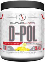 Purus Labs D-Aspartic Fresh Squeezed Lemonade Purus Labs D-POL Powder 30 servings