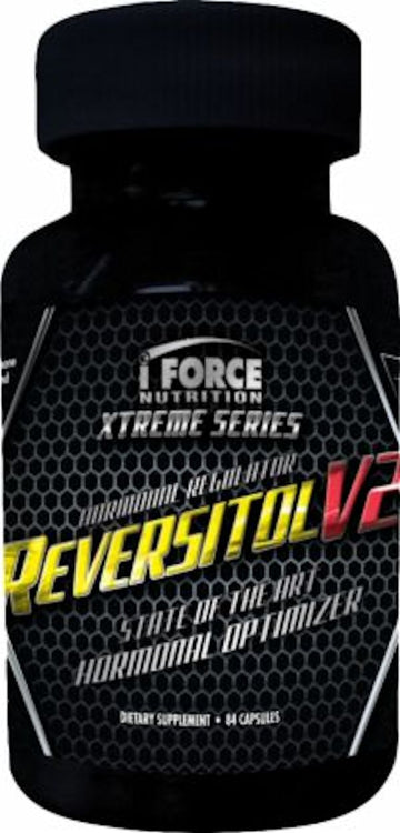 iForce Reversitol V2 84 caps BLOWOUT