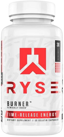 Ryse Supplements Burner 30 caps