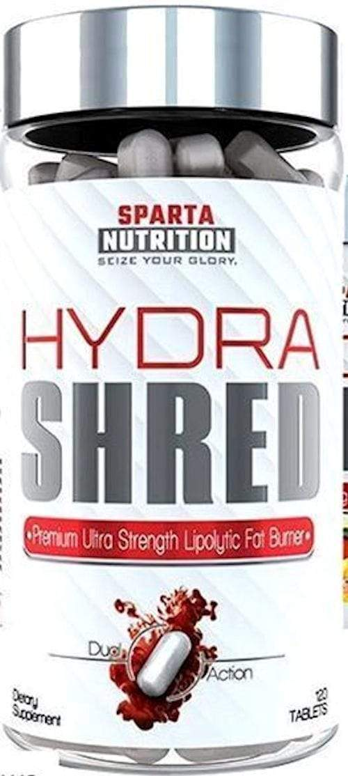 Sparta Nutrition Appetite Control Sparta Nutrition Hydra Shred Original 120 tabs. (Discontinue Limited Supply)