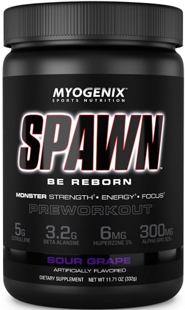 Myopgenix Spawn 25 servings