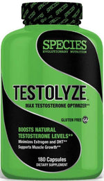 Species Nutrition Testosterone Species Nutrition Testolyze
