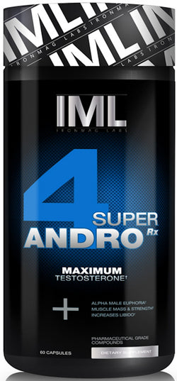IronMag Labs Super 4-Andro Strength Rx CLEARANCE SALE