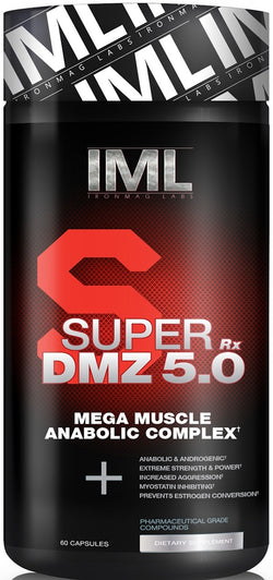 IronMag Labs Super DMZ 5.0 Mass Size CLEARANCE SALE