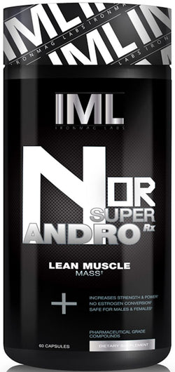 IronMag Labs Super Nor Rx 60 ct CLEARANCE SALE