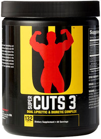 Universal Super Cuts 3 fat burner