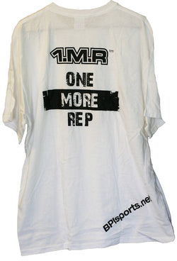 BPI Sports One More Rep T-Shirt Plus Free Shaker