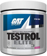 GAT Sport Test Booster Raging Razz GAT Sports Testrol Elite 30 servings