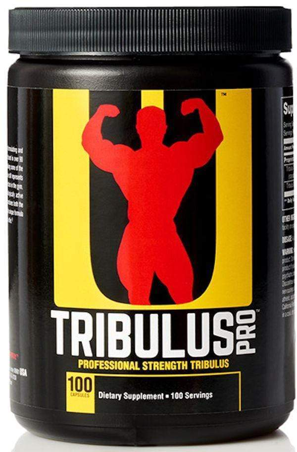 Universal Nutrition Test Booster Universal Nutrition Tribulus Pro 100 caps