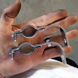 """Old style"" Wald handlebar brackets (for standard handlebars only)"