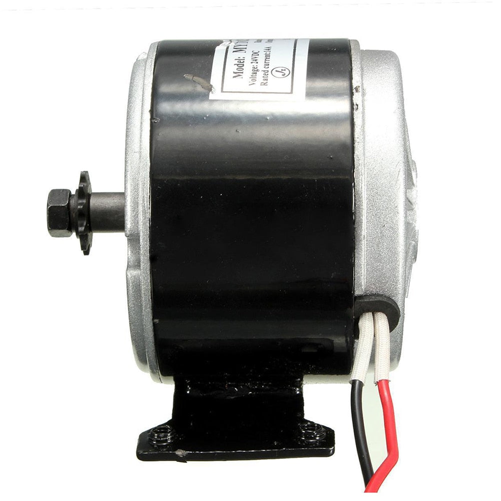 24V Electric  Brushed 250W 2750RPM Motor For E Scooter - PICTOROBO