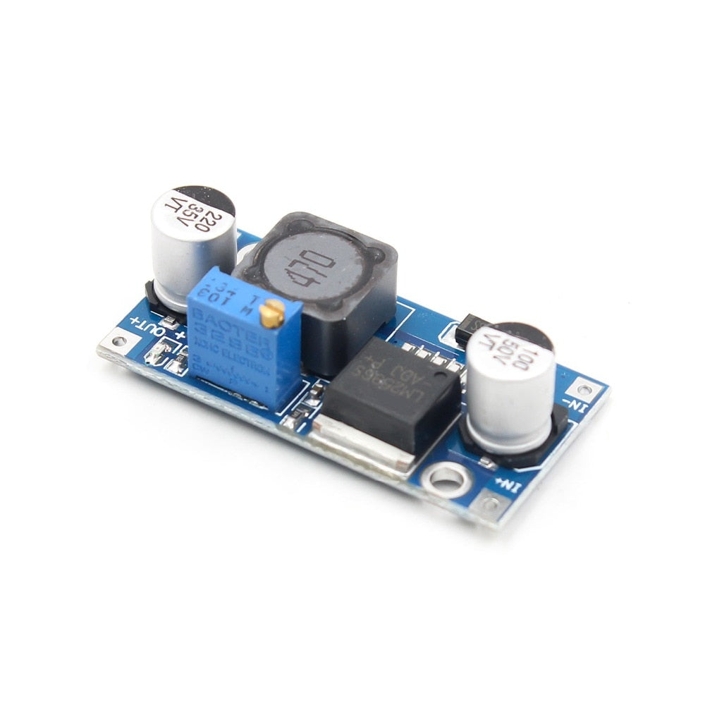 LM2596S DC-DC 3-40V 3A adjustable step-down power Supply